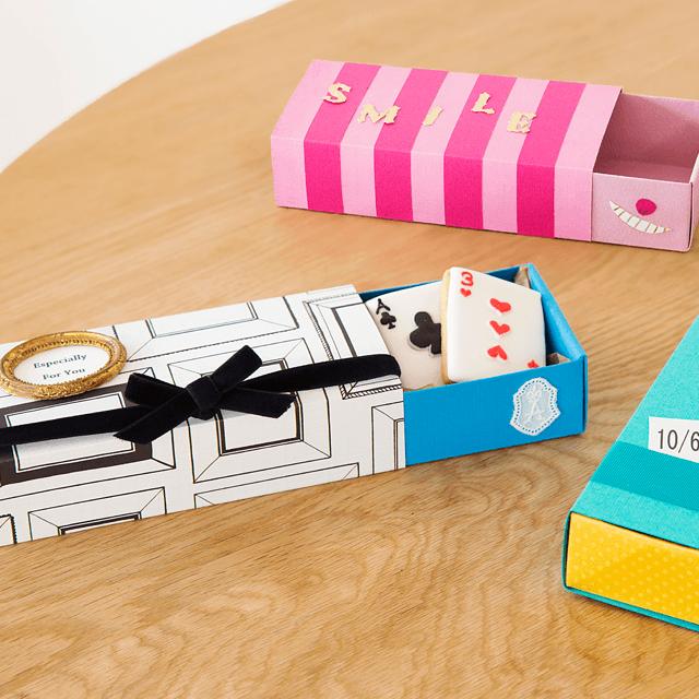 A4の紙で作れるラッピング アリス編 慣れていなくても簡単かわいく作れる方法をご紹介