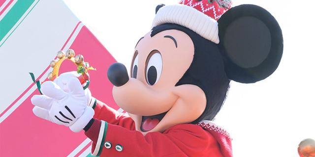 東京ディズニーランド®クリスマス・ストーリーズ ディズニーの仲間たちのクリスマスがあふれ出すストーリーブック♪