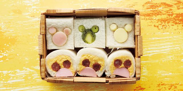 「おしゃれ弁当でおうちピクニック」 ディズニーファンブログ