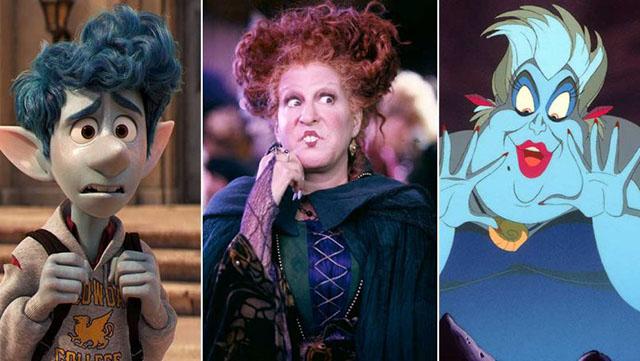ディズニーの魔女&魔法使いをご紹介!|かわいらしい魔法使いから恐ろしい魔力を持つ者まで