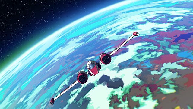 『スター・ウォーズ:ビジョンズ』の秘密:宇宙船&ビークルを紹介!