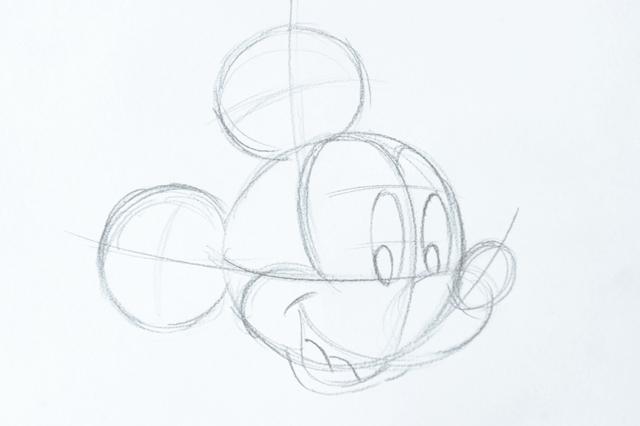 イラストレーション講座 アーティストが教えるミッキーの描き方 Disney Daily