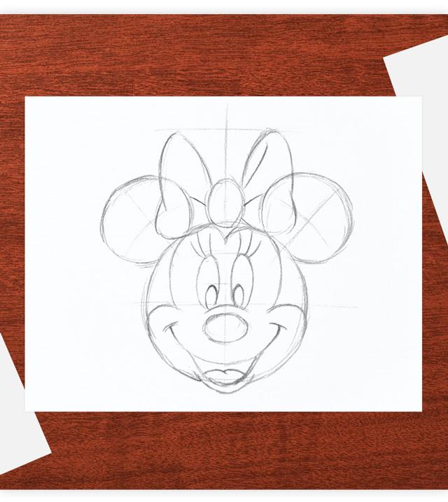 イラストレーション講座第3回 アーティストが教えるミニーの描き