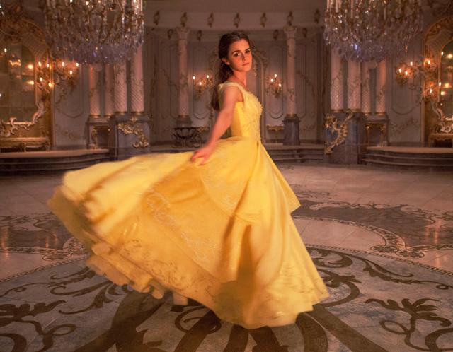 『美女と野獣』のベルが着る黄色いドレスに魅了される理由 服飾史家・中野香織さんがベルをファッション分析