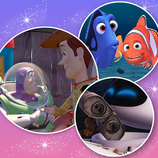 【診断】ディズニー/ピクサー作品のキャラクターで、あなたの親友にぴったりなのは誰? 10個の質問の答えからわかっちゃう。あなたにとって最高の親友になるのはどのキャラクター?