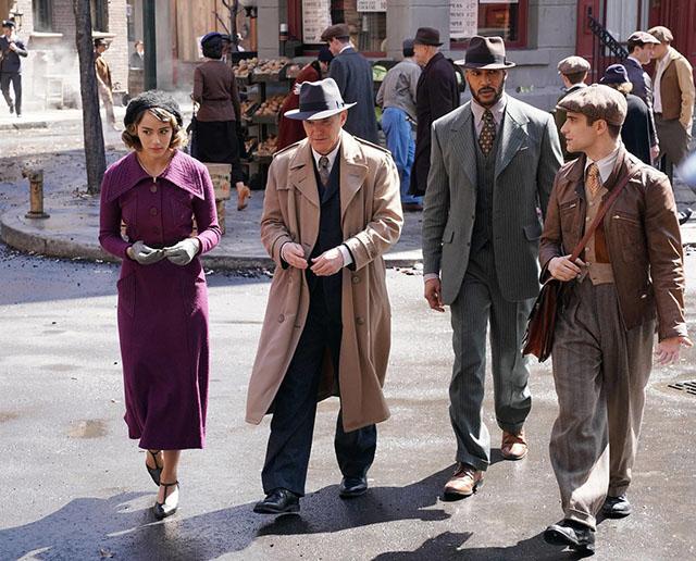 フィル・コールソンが1930年代の衣装で登場!